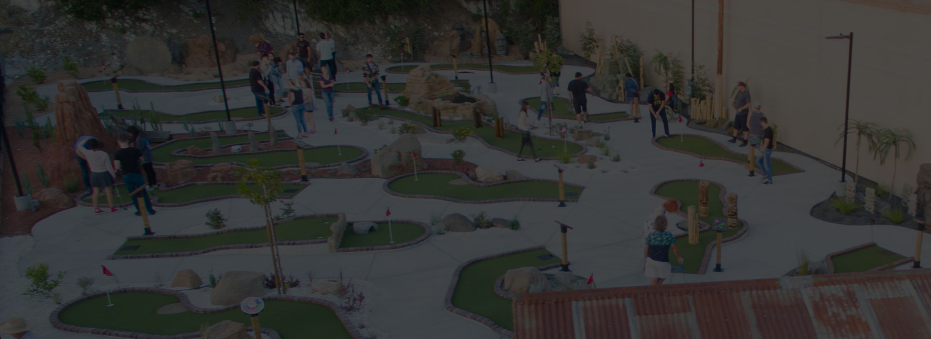 Mini Golf - Atascadero Miniature Golf - Mr Putters Putt-Putt